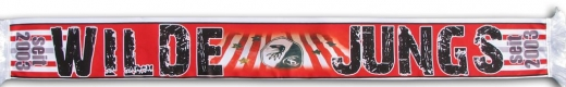 polyester_schal_scarf_wilde_jungs_freiburg_ultras_material_sportclub_sc_fan_supporter