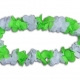 blumen_kette_gruen_weiss_flower_lei_ring_chain_green_white_supporter_fan_produktion