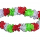 blumenkette_rot_weib_gruen_italien_flower_lei_red_white_green_supporter_fan