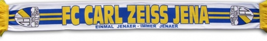 fc_carl_zeiss_jena_polyester_seiden_schal_scarf_supporter_fan_echarpe_production